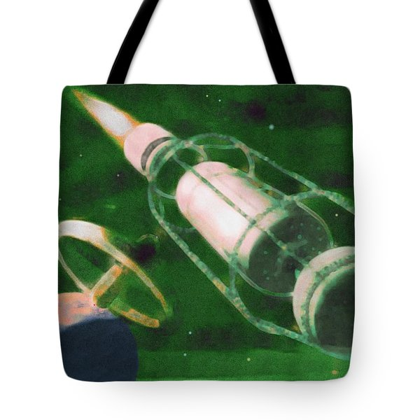 Outward Bound Tote Bag