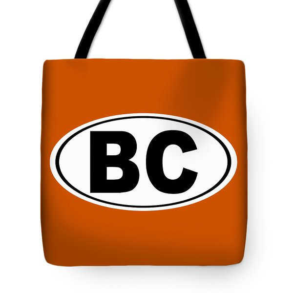 Tote Bag featuring the photograph Oval Bc Boulder City Colorado Home Pride by Keith Webber Jr