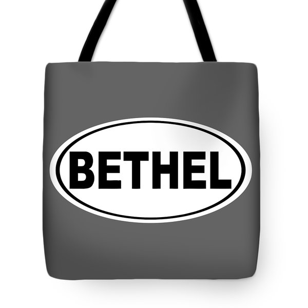 Tote Bag featuring the photograph Oval Bethel Connecticut Home Prid by Keith Webber Jr