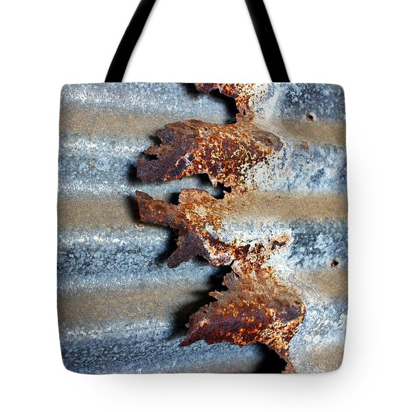 Tote Bag featuring the photograph Over And Above by Stephen Mitchell