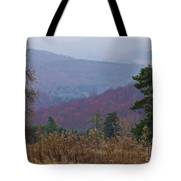 Over And Over And Over Tote Bag by Christian Mattison