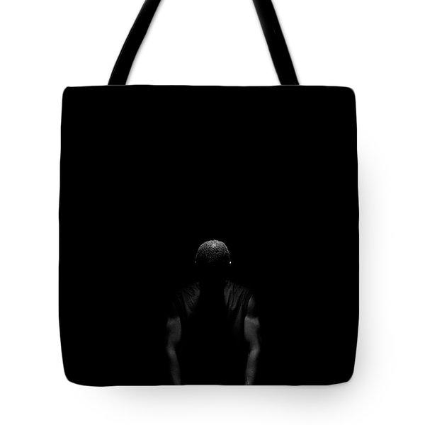 Over Me Tote Bag