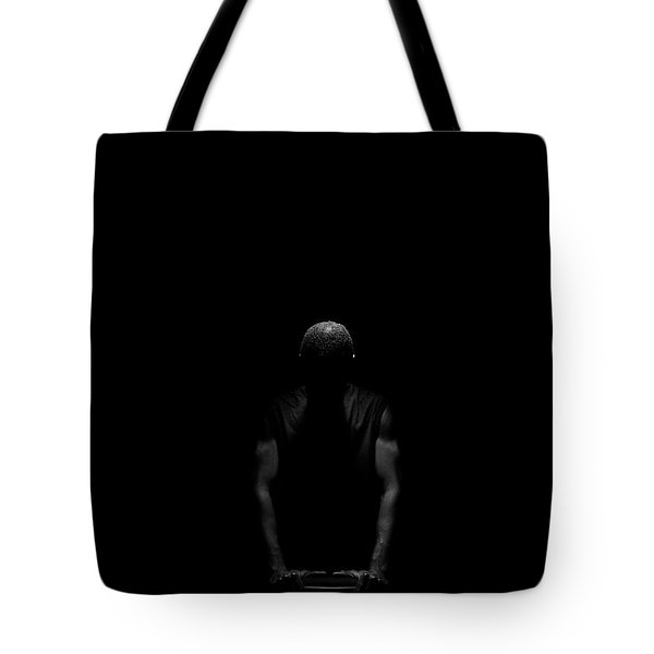 Over Me Tote Bag