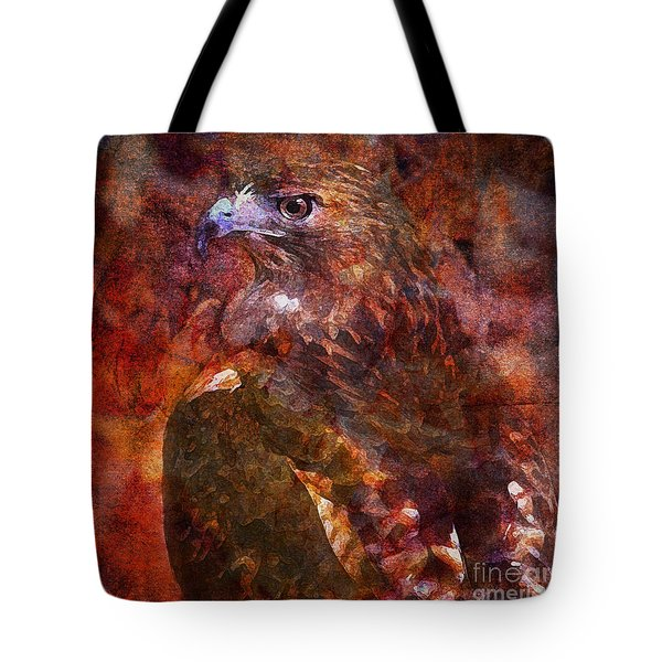 Over My Shoulder 2015 Tote Bag