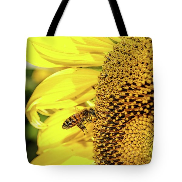 Over Pollenated Tote Bag