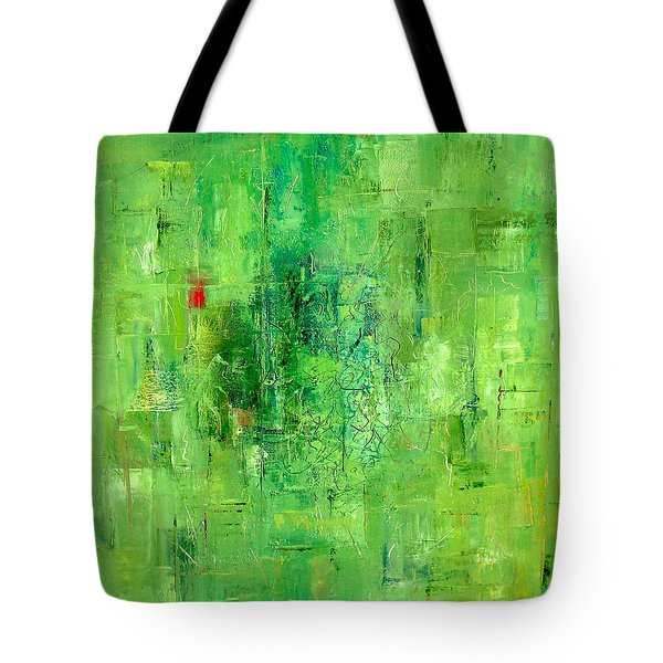 Over The Dam Tote Bag