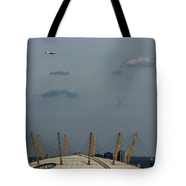 Over The Dome Tote Bag