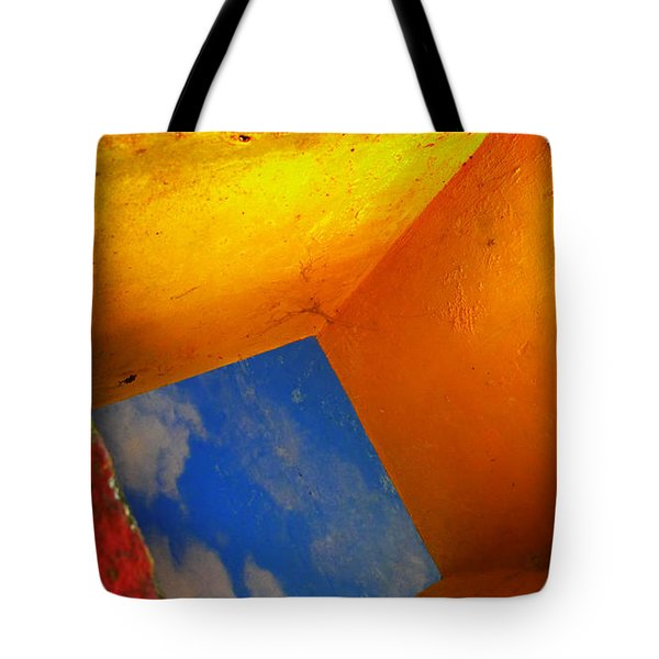 Over The Rainbow Tote Bag by Skip Hunt