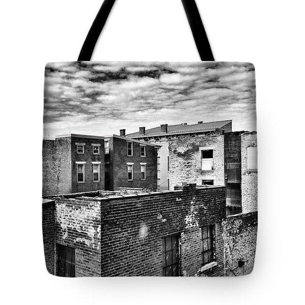 Over The Rhine Tote Bag