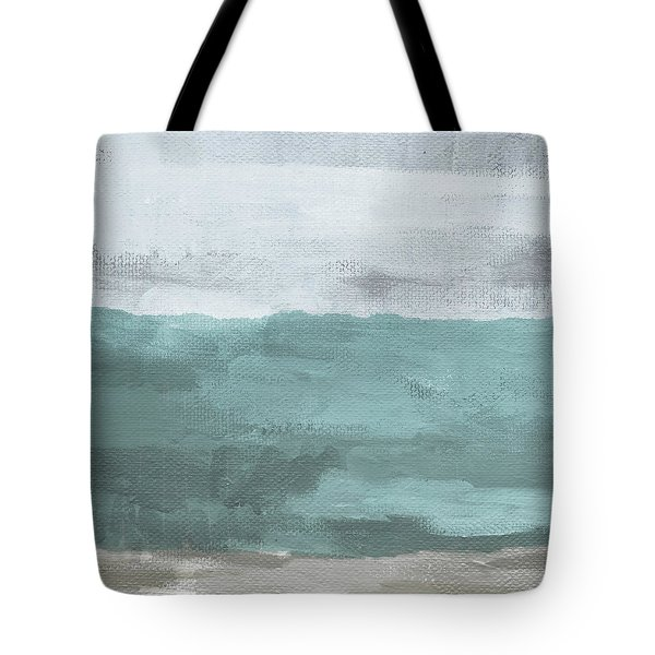 Overcast- Art By Linda Woods Tote Bag