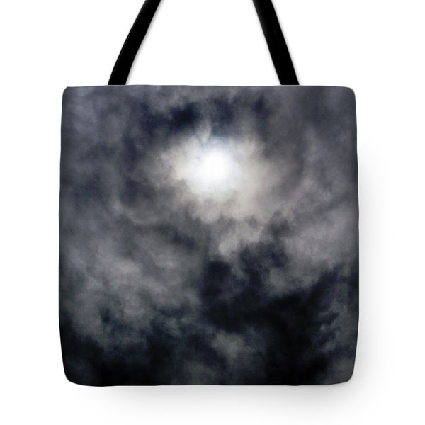 Overcast Tote Bag