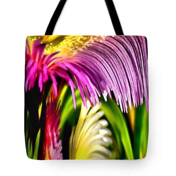 Overflow Tote Bag by Bob Wall