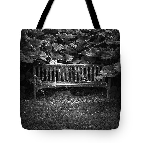 Overgrown Tote Bag by Jason Moynihan