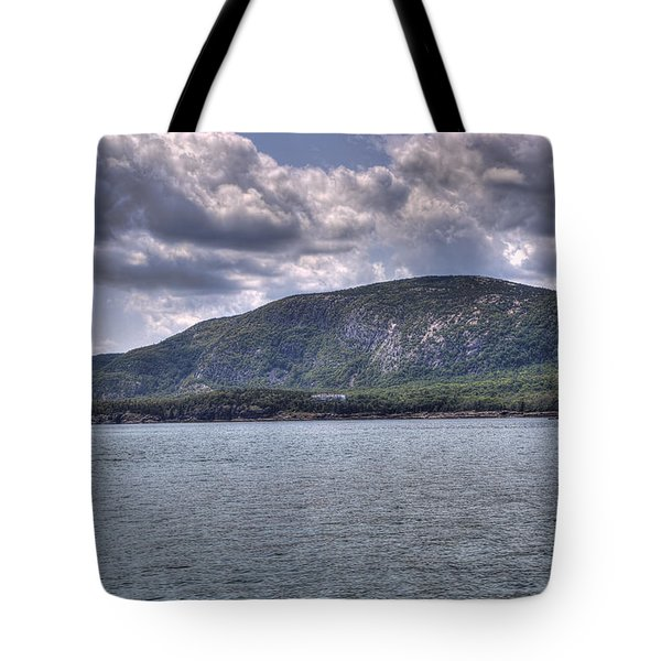 Tote Bag featuring the photograph Overlook - Northern Maine by Gary Smith