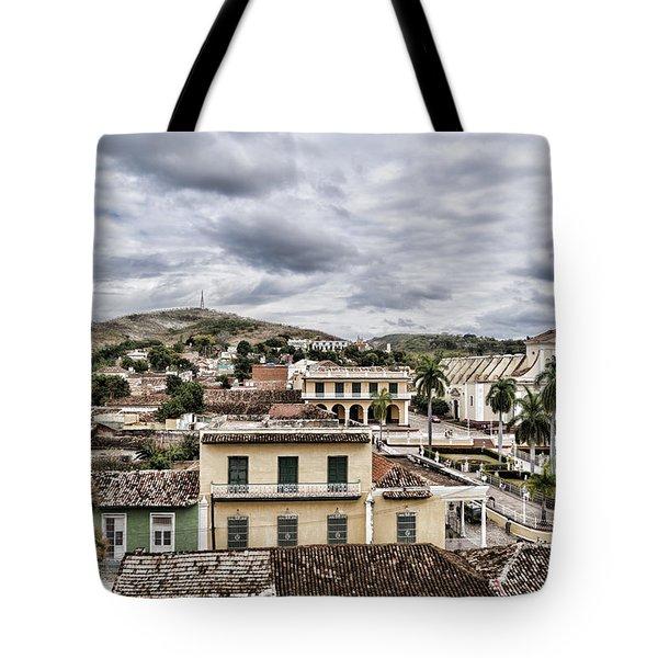 Overlook Trinidad Tote Bag