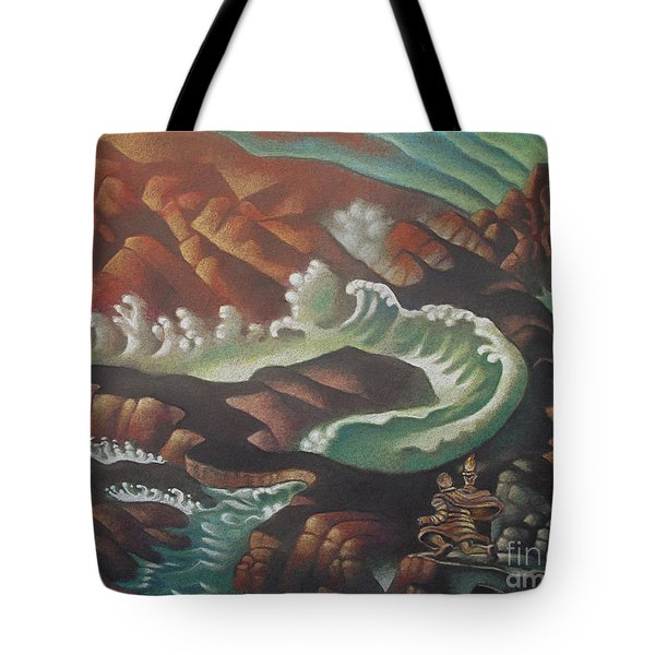 Looking For The Light Tote Bag