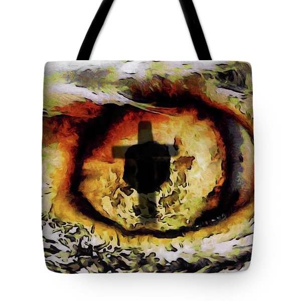 Tote Bag featuring the digital art Overwhelmed Remember Him by Ernie Echols