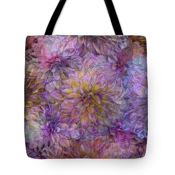 Overwhelming Fragrance Tote Bag