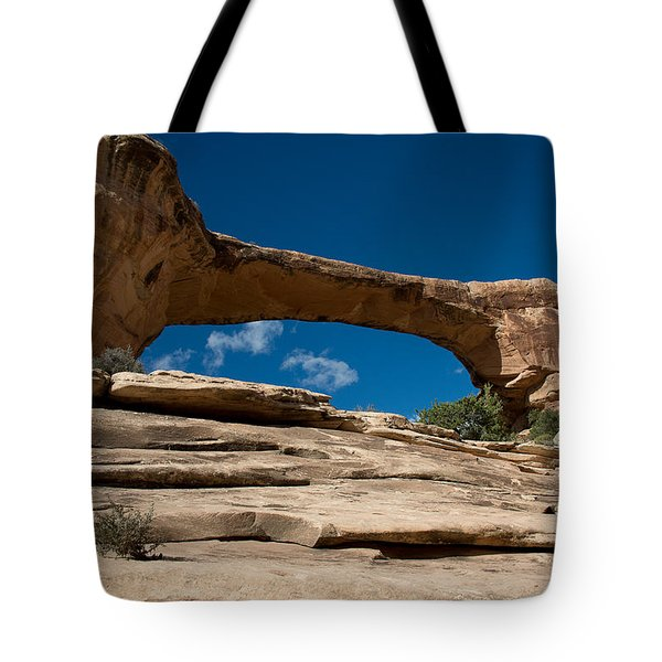 Owachomo Bridge Tote Bag
