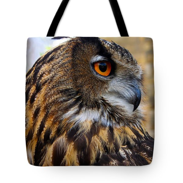 Owl-cry Tote Bag
