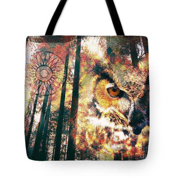 Owl Medicine 2015 Tote Bag