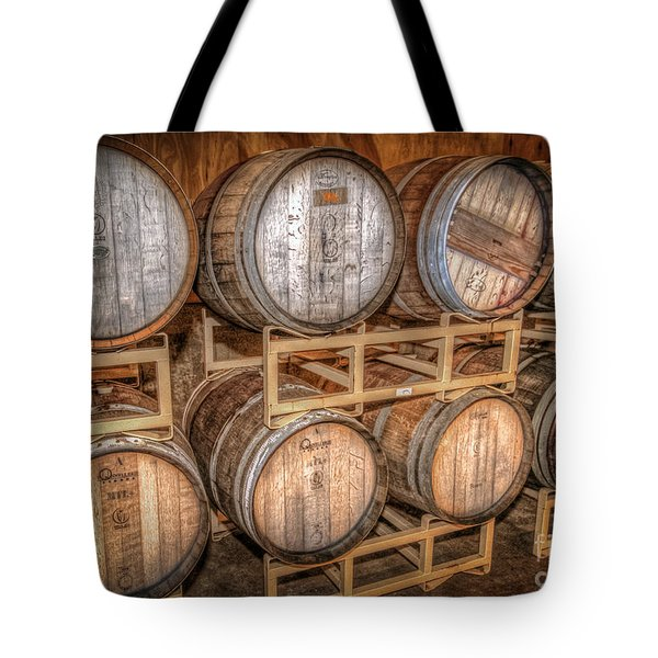 Owl's Eye Winery Tote Bag