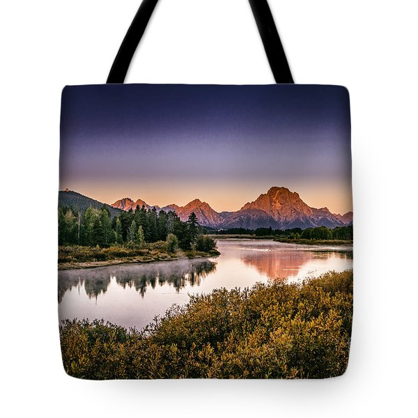 Oxbow Bend Tote Bag
