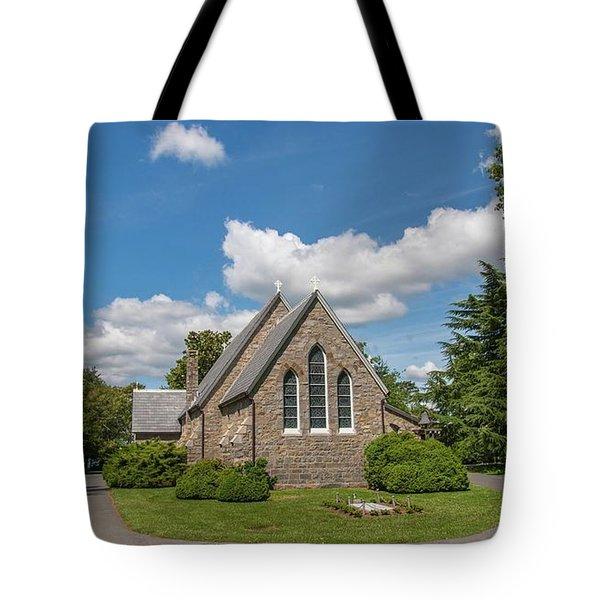 Oxford Church Tote Bag