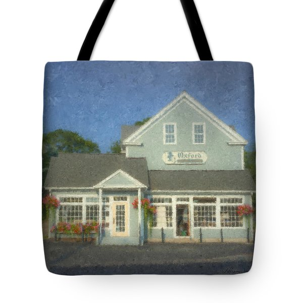 Oxford Cleaners Tote Bag