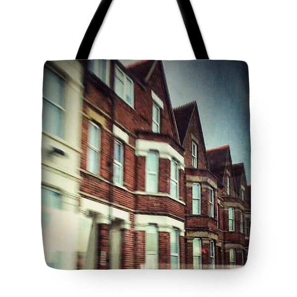 Oxford Tote Bag by Persephone Artworks