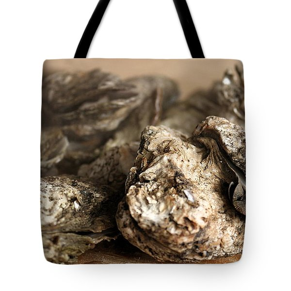 Oyster Roast Tote Bag