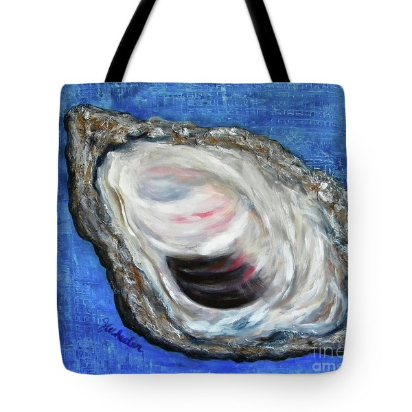 Oyster Shell 2 Tote Bag