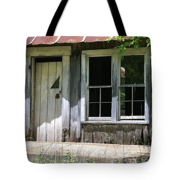 Ozark Homestead Tote Bag by Marty Koch