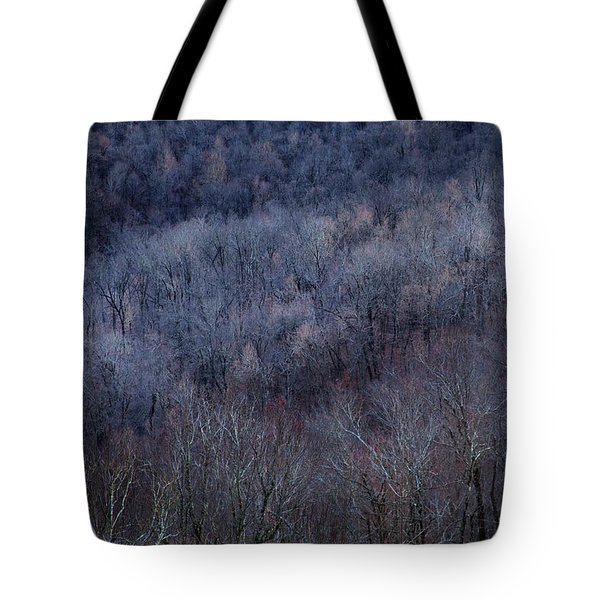 Ozark Trees #3 Tote Bag