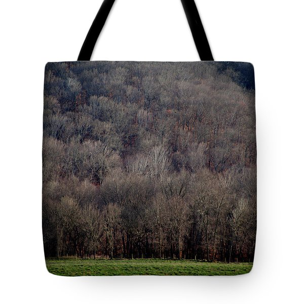 Ozarks Trees Tote Bag