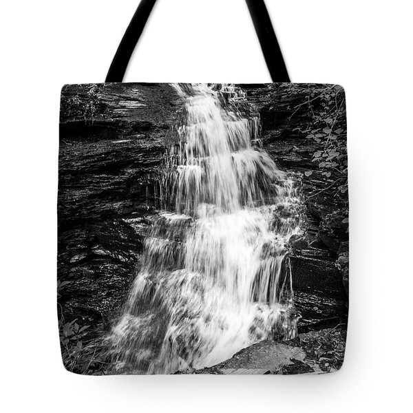 Ozone Falls - 8889 Tote Bag