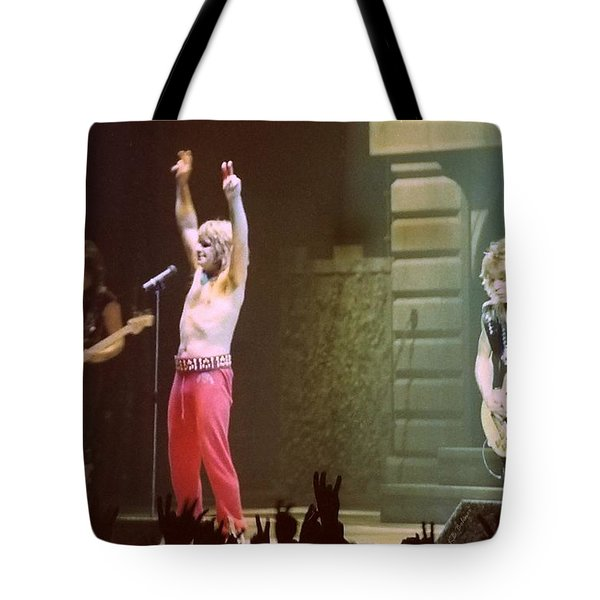 Ozzy 1 Tote Bag