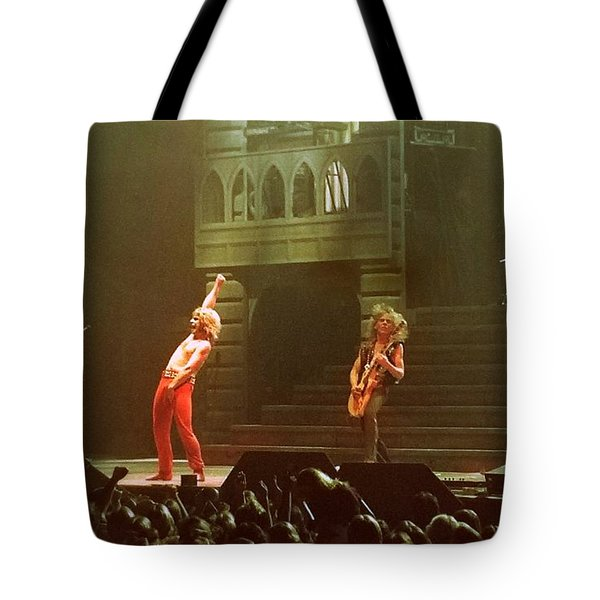 Ozzy 3 Tote Bag