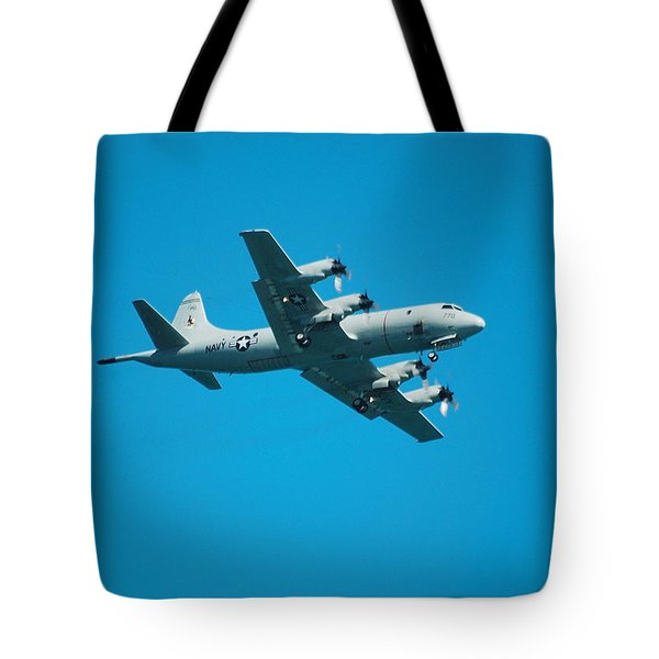 P 3 Orion Tote Bag