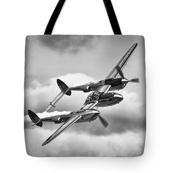 P-38 Lightning Tote Bag