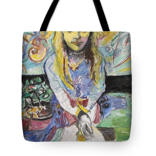 P-bo Tote Bag