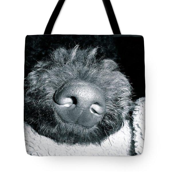 Bodhi Nose Tote Bag