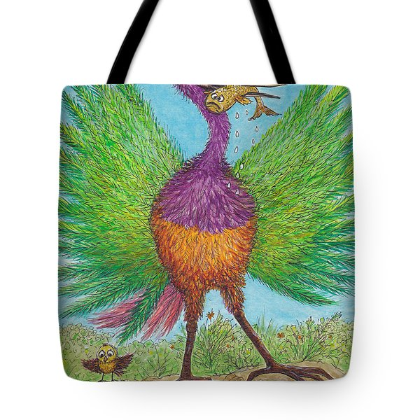 Unlucky For Some..... Tote Bag by Charles Cater