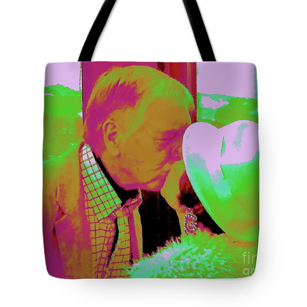 P3 Tote Bag by Jesse Ciazza
