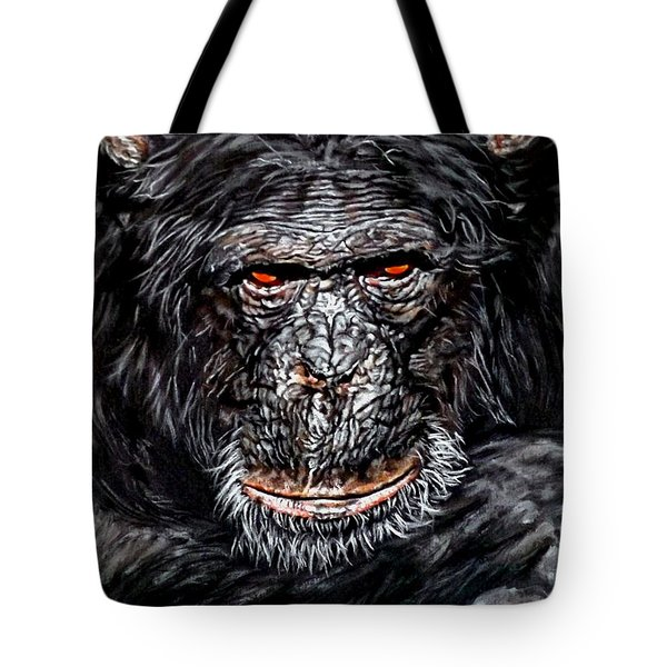 Pablo Tote Bag by Linda Becker