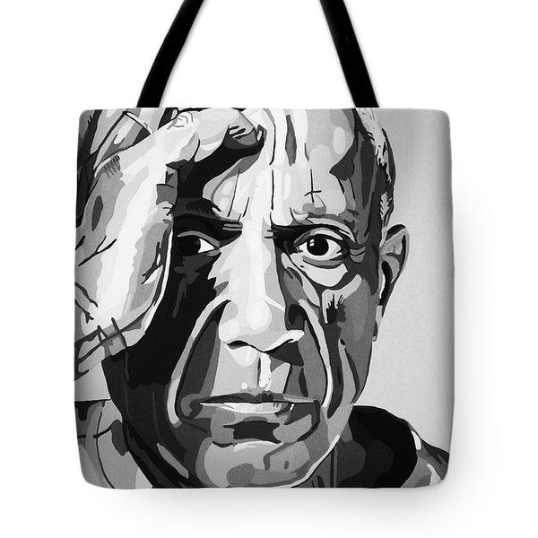 Pablo Tote Bag