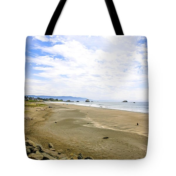 Pacific Coast California Tote Bag