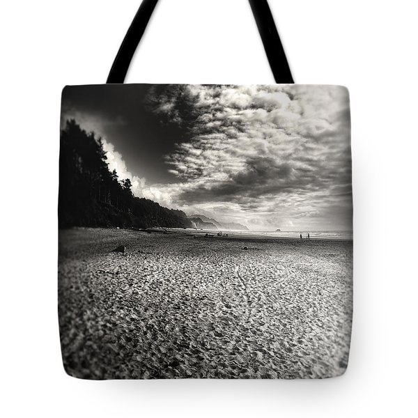 Pacific Coast Highway Oregon Tote Bag