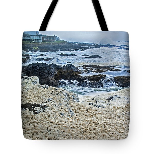 Pacific Gift Tote Bag by Dale Stillman