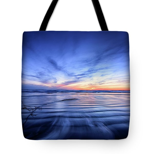 Pacific Marvel Tote Bag